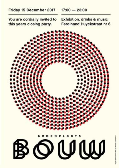 10 плакатов заметного европейского дизайнера Пейма ван дер Слоота
