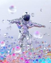 Яркие сюрреалистичные работы лондонского трёхмерного художника под псевдонимом Studio-JQ