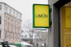 Яркая и простая как две копейки айдентика сети поке-бистро Limón в Осло