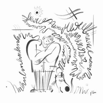 Самобытные работы Гизем Вурал — американского иллюстратора турецкого происхождения