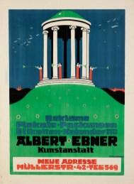 Некоторые работы Эмиля Пирчана — заметного художника, плакатиста и иллюстратора первой половины 20 века