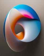 Трёхмерные абстракции студии DeepYellow