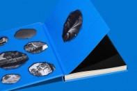 Дизайн переиздания книг Джорджа Оруэлла на португальском, созданный в студии Рафаэля Нобре