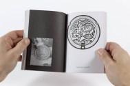 Дизайн книги о дизайне японских люков Manhoru