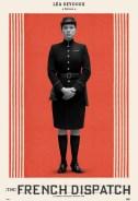 Серия плакатов для нового фильма Уэса Андерсена The French Dispatch