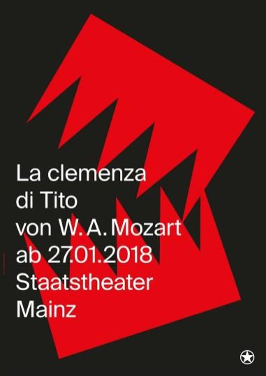Театральные афиши немецкой дизайн-студии Neue Gestaltung