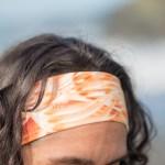 Feather Duster Worm (Sabellastarte spectabilis)? Reversible Headband