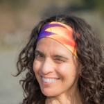Spanish Shawl (Flabellina iodinea) Headband