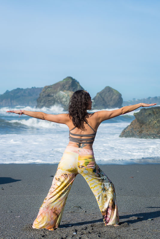 Forest2Sea AWEAR Apparel Palazzo Pants
