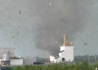 Screen Capture of Elie Tornado