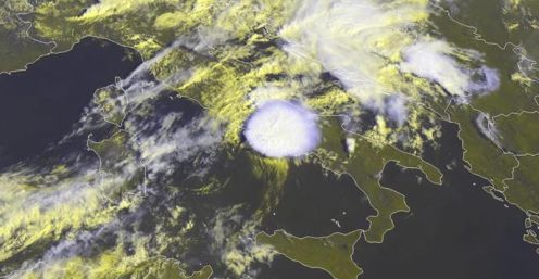 Italy Supercell