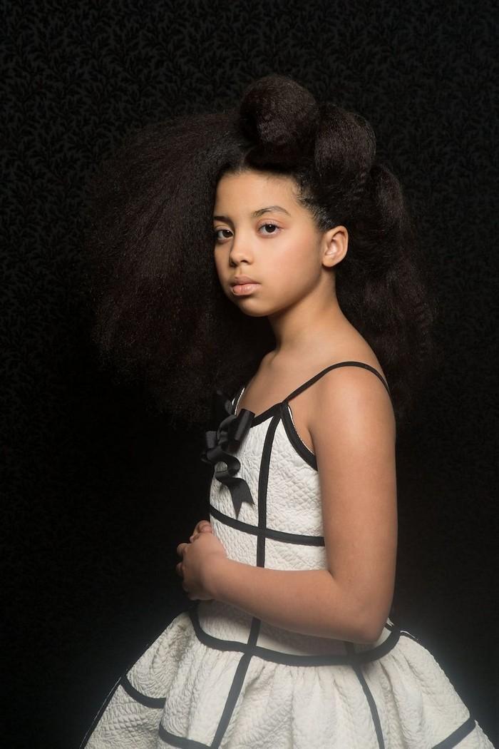 Ensaio fotográfico para ressaltar a beleza do cabelo afro 17