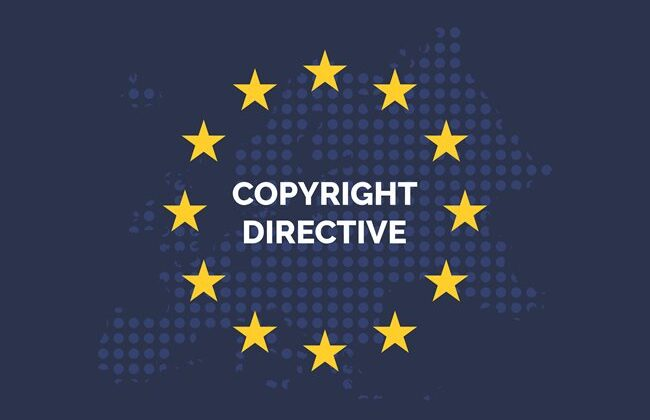 EU approves Copyright Directives.