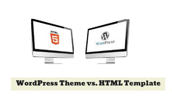 WP vs html questions