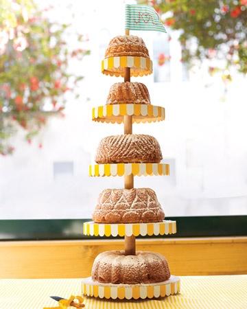 Wedding Bundt Cake A Wedding Cake Blog