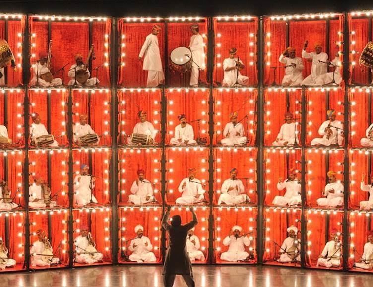 arts projects australia - manganiyar seduction at the state theatre