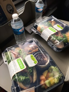 Box dinner out of Portland
