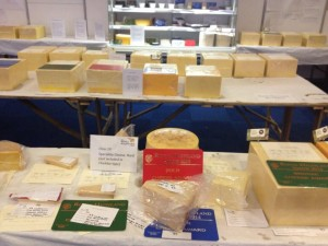 Another gold for Barwheys Cheddar.