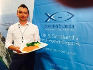 Showcasing the country's no 1 food export