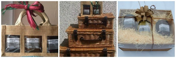 Bespoke hampers and gift boxes