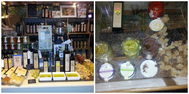 A great range of olive oils and pastes from Solarina