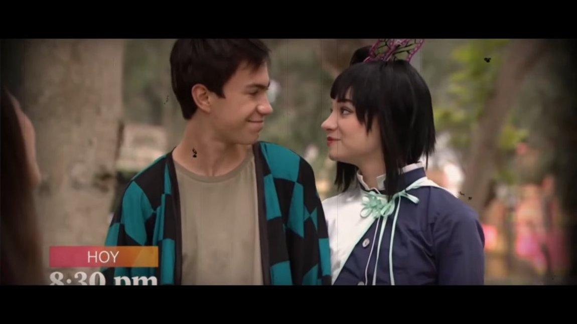 kimetsu no yaiba peru cosplay kanao