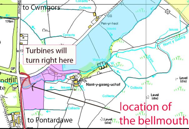 Map. Week 1