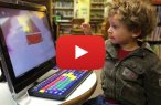 Video of AWE Early Literacy Stations at the Phoenixville Public Library