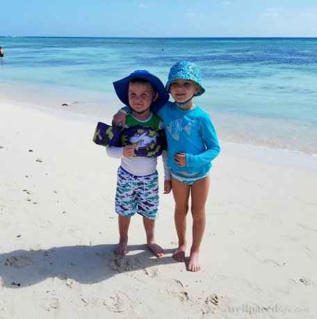 the pro guide to traveling with kids & free travel printable