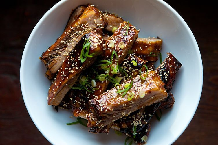 Crock Pot Asian Style Short Ribs