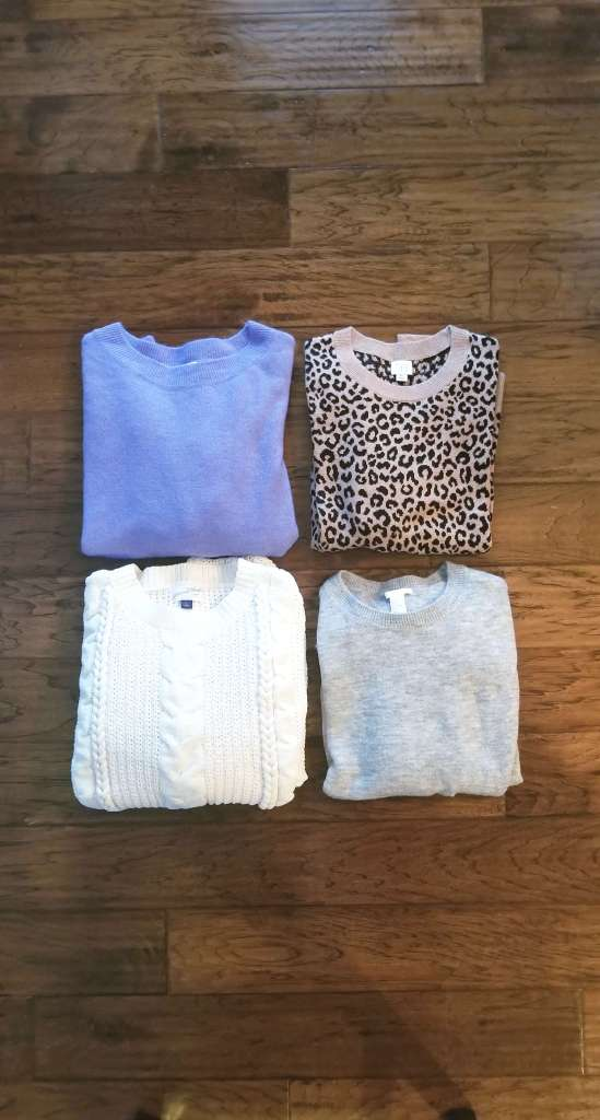 4 comfy sweaters for fall