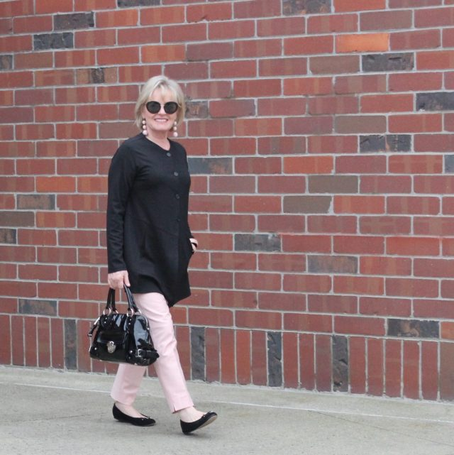 In The Pink: Wearing pink over 50