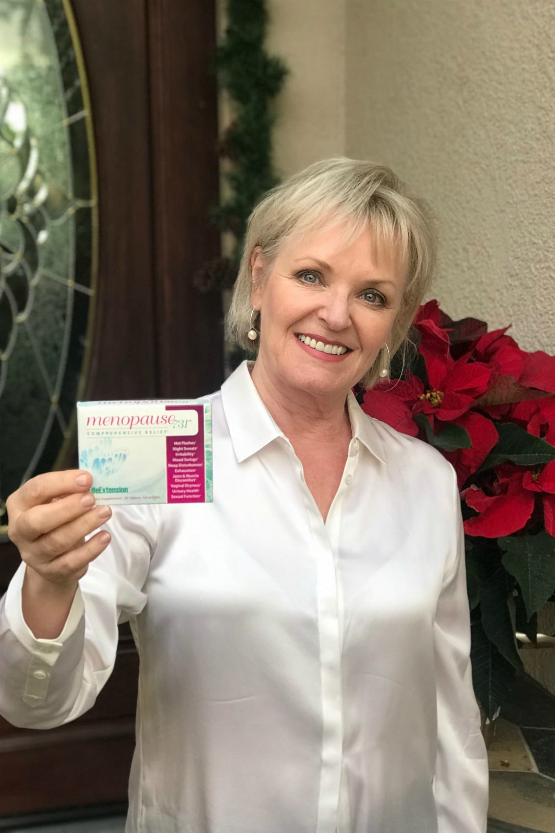 My Experience Taking Menopause 731™