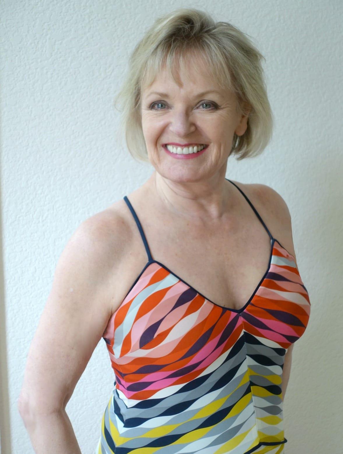 soma vanishing strapless bra under a dress with spaghetti straps