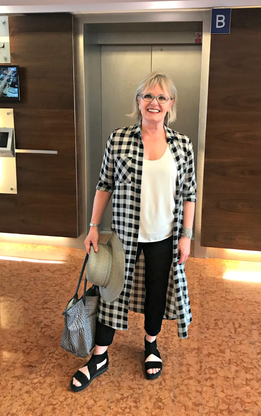 Jennifer Connolly of A Well Styled Life at the new Prague Hilton