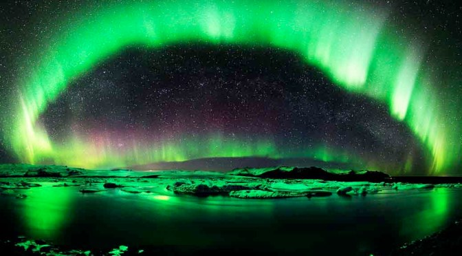 The Day When The Whole World Saw Auroras