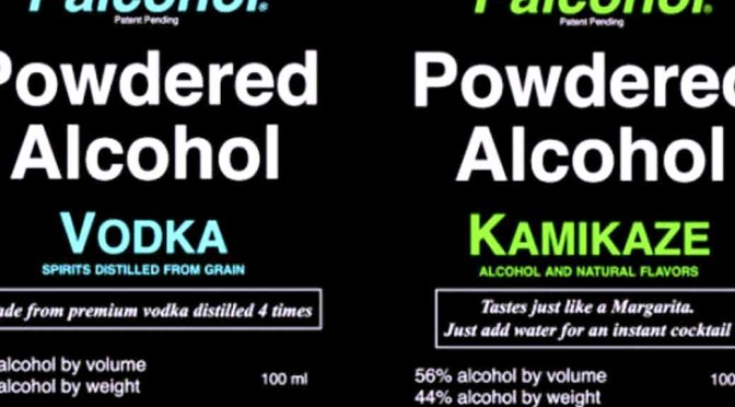 The Evil Powdered Alcohol or Palcohol