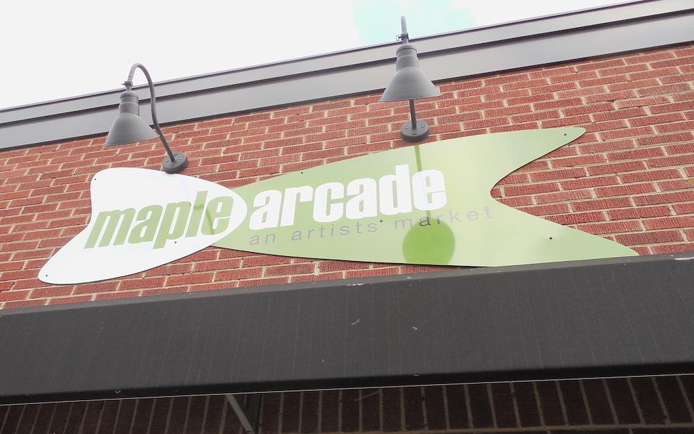 Maple Arcade