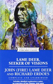 Lame deer Seeker of Vision