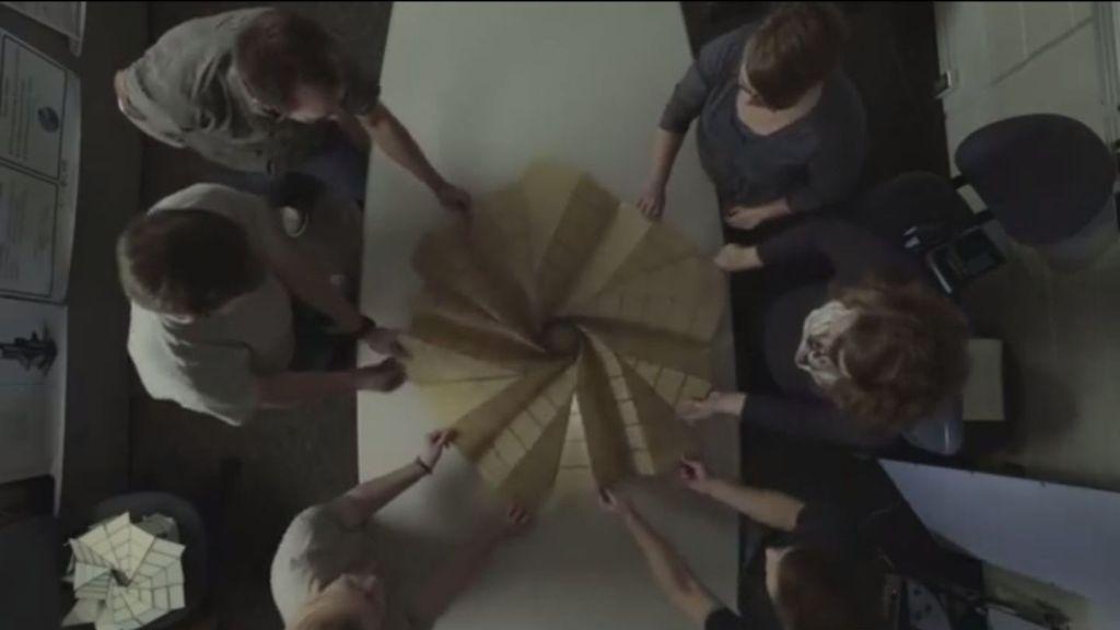 Origami in Space Screencap2