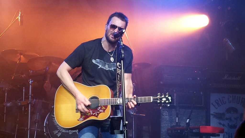 Eric Church live Gruenspan Hamburg CC awesomatik.com