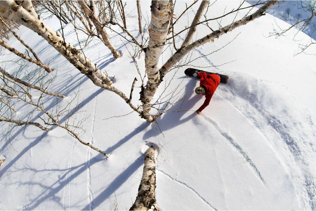 Snowboard Japan Winter