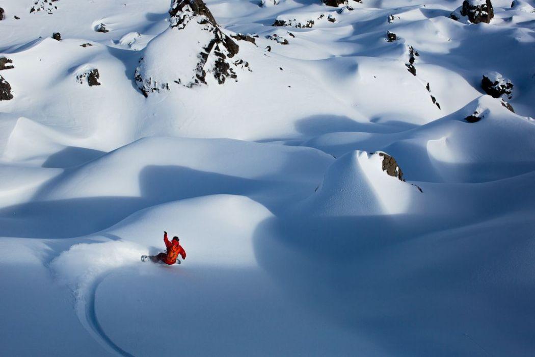 Snowboard josh dirksen
