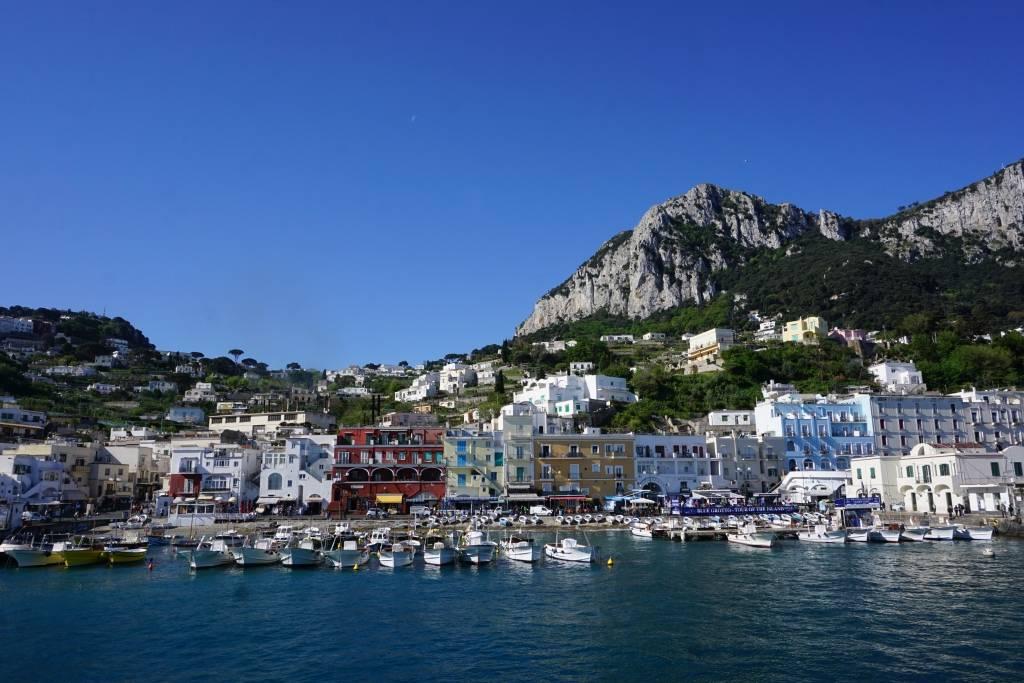 Bellissima! Wandern auf Capri