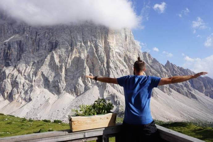 Klettersteigset Leihen München : Traumpfad münchen venedig von alleghe nach belluno