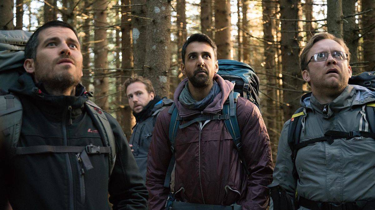 The Ritual - Wander-Horror auf Netflix
