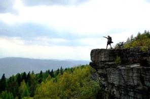 Forststeig wandern sächsische Schweiz