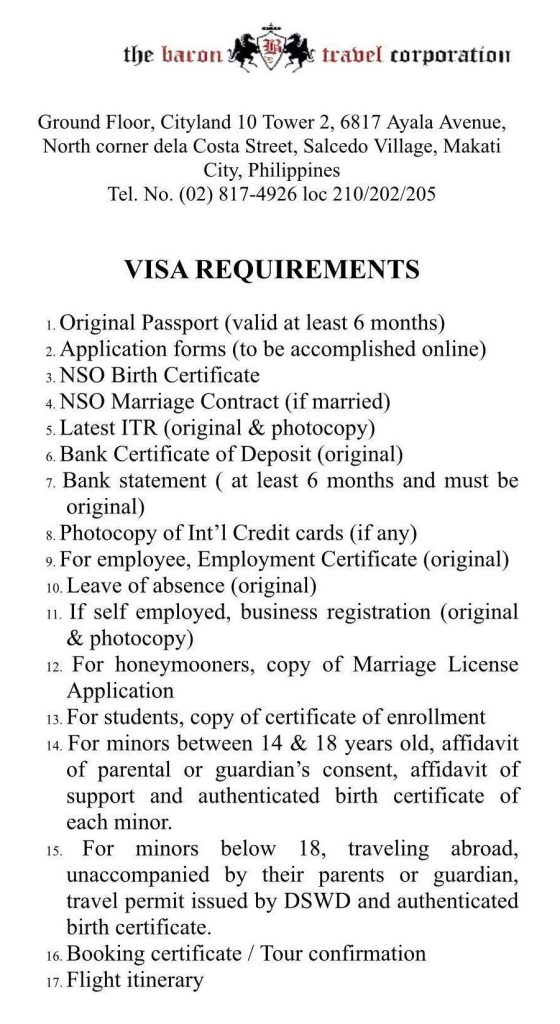 How To Apply For Uk Visa In The Philippines Step By Step Guide Awesome