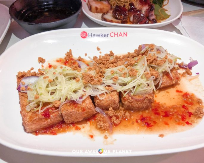 Thai Style Tofu (₱160)