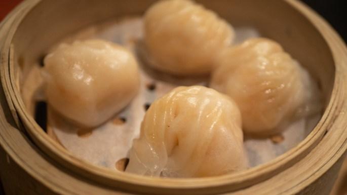 Steamed Shrimp dumpling